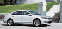 "US Passat wird ""Car of the Year"" (Foto)"